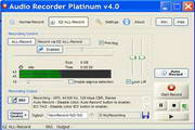 Audio Recorder Platinum 4.50 Build 1