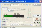 Audio Recorder Platinum