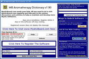 MB Free Aromatherapy Dictionary