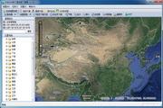 谷歌地表地形图...