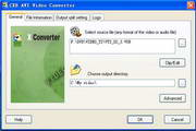 CXB AVI Video Converter