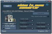 Pegasus Audio MP3 from Video Converter 3.8.30