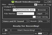 Moo0 VoiceRecorder 1.43