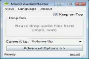 Moo0 Audio Effecter 1.32
