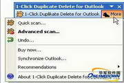 1-Click Duplicate Delete for Outlook 4.08