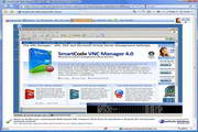 SmartCode ViewerX VNC control