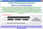 MB Numerology Tarot