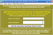 MB Australian Astrology Animal Totem