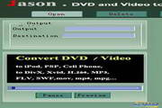 Jason DVD any Video to MP3 Converter