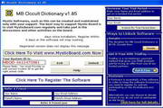 MB Free Occult Dictionary Software