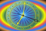 Lucent Clock ScreenSaver