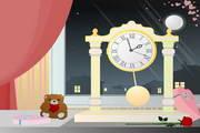 Romantic Clock ScreenSaver