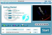 iOrgSoft Video to Flash Converter 4.3.1