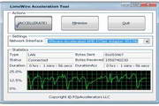 LimeWire Acceleration Tool 4.4.0.0