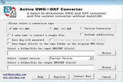 AutoDWG DWG DXF...