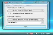 KShutdown 3.99 Beta