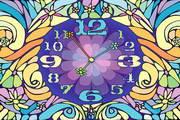 Blossom Clock ScreenSaver