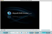 iSkysoft DVD Creator for Mac