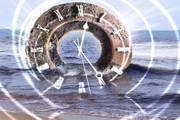 Inflow Clock ScreenSaver