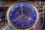 Cosmos Sokrat Clock ScreenSaver