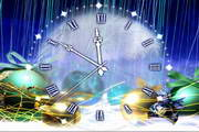 Friends Christmas Clock ScreenSaver