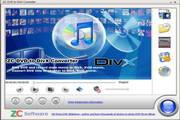 ZC DVD to DivX Converter 2.9.8.487
