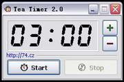 Tea Timer 4.1.29C