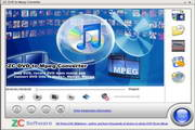 ZC DVD to Mpeg Converter 2.9.8.487
