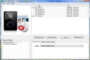Agrin Rip DVD to iPod Mp4 Mpeg4 Ripper 4.2