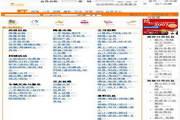 城市分类信息网站系统