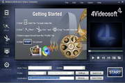 4Videosoft Archos Video Converter 5.0.8