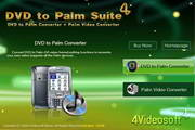 4Videosoft DVD to Palm Suite 5.0.16