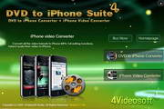 4Videosoft DVD to iPhone Suite 5.2.70