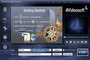 4Videosoft MP4 Converter 5.2.50