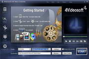 4Videosoft 3GP Video Converter