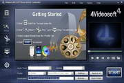 4Videosoft Cell Phone Video Converter 5.0.8