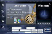 4Videosoft Google Video Converter