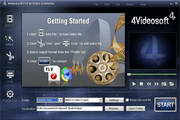 4Videosoft FLV to Video Converter 5.0.28