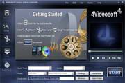 4Videosoft Sansa Video Converter