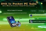 4Videosoft DVD to Pocket PC Suite 5.0.16