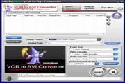 MediaSanta VOB to AVI Converter