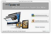 Tipard iPad Converter Suite for Mac