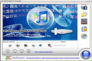 ZC DVD to Apple TV Converter 2.9.7.488
