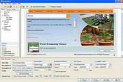 A4DeskPro Flash Web Site Builder 7.0