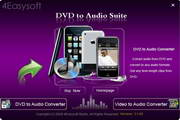 4Easysoft DVD to Audio Suite 3.2.20