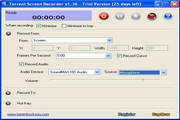 Torrent Screen Recorder 1.36