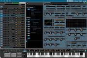 Yamaha Motif XS Editor VST for Windows(32)