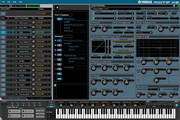 Yamaha Motif XS Editor VST for Windows(64)