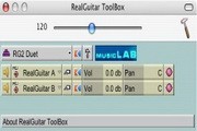 MusicLab RealGuitar For mac 4.0.0.7205