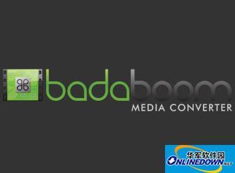视频转码软件(Badaboom)